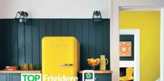 Topfrigidere deschide sectiunea de frigidere colorate