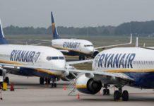 Ryanair le-a sugerat piloților să se reorienteze către filialele din România, Ungaria și Maroc dacă nu vor să își piardă locul de muncă