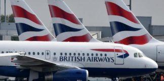 Compania aeriană British Airwayd va concedia până la 12.000 de angajați din cauza pandemiei de Covid-19
