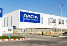 Dacia reia producția de autoturisme de la Mioveni începând cu luna mai