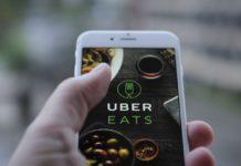 Uber Eats iese de pe piața din România