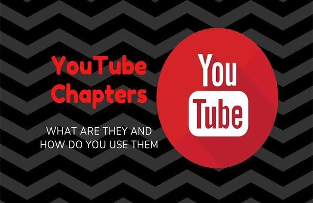 YouTube introduce capitole video pentru a facilita navigarea videoclipurilor mai lungi
