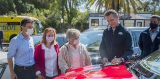 California intenționează să elimine vehiculelor cu combustibil