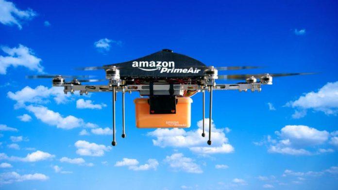 Dronele Amazon câștigă aprobarea FAA