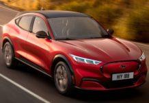 """Ford scade prețul la Mustang Mach-E, complet electric, pentru a rămâne """"pe deplin competitiv"""""""
