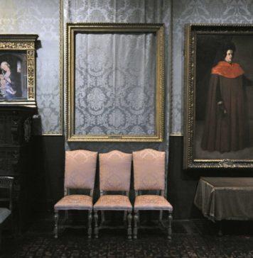 500 de milioane de dolari în artă au dispărut precum și informatorul
