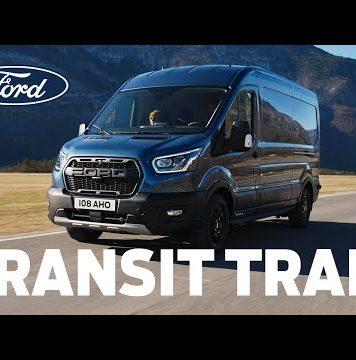 Ford își va dezvălui autoutilitara Transit complet electrică în noiembrie