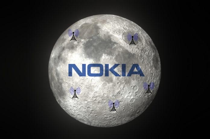 Nokia primește un contract lunar 4G