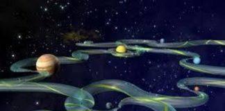 """Astronomii găsesc """"autostrăzile"""" cosmice"""