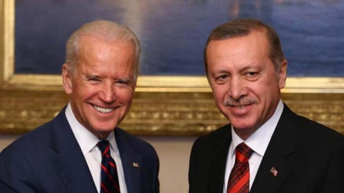 Erdogan îi atrage atenția lui Biden
