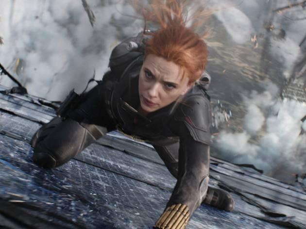 Black Widow înregistrează un nou record de box office din epoca Covid