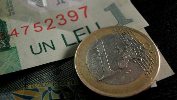 Un nou apogeu istoric al cursul valutar – Euro nu dă semne de încetinire