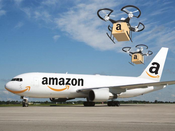 Amazon Air adaugă 12 aeronave noi flotei sale de marfă si își extinde operațiunile la sol