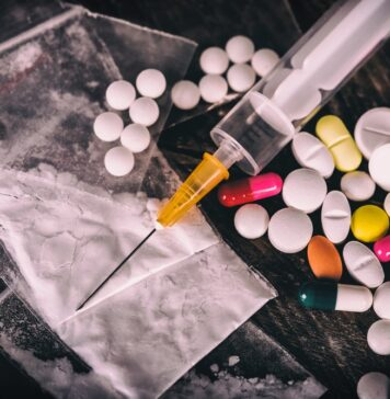 Cele 10 state cu cele mai mari probleme de droguri