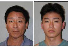 Un tată și băiatul său au avut carduri false de vaccin pentru a putea merge în vacanță în Hawaii